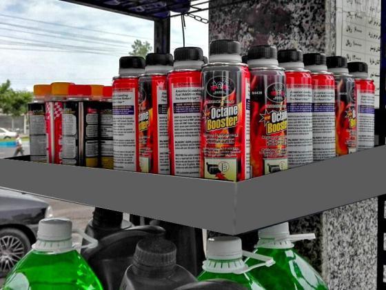 عرضه مواد افزودنی و مکملهای بنزین مورد تأیید شرکت ملی پخش نیست