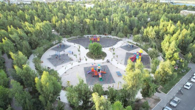 وجود بیش از ۲۰۰ مجموعه بازی استاندارد کودکان در بوستانهای شهر قم
