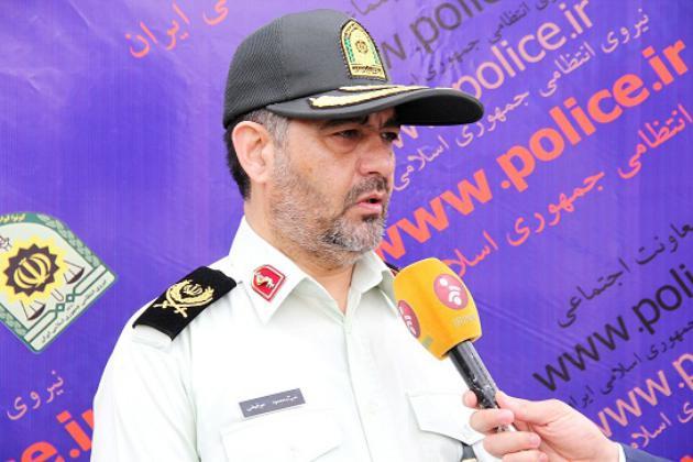 فرمانده انتظامی استان خبرداد:انهدام باند قاچاق دارو در قم