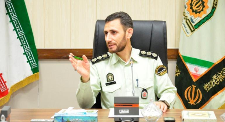 بهره مندی ۹۱۰ نفر از خدمات مشاوره ای پلیس قم در فروردین ماه