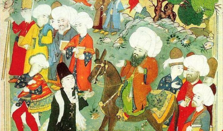 من الشاهنامة إلى الشيرازي ومولانا الرومي…كيف يتخاطب الإيرانيون؟